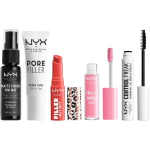 NYX PROFESSIONAL MAKEUPFree with $50 purchaseBeauty Break 5 Piece Gift