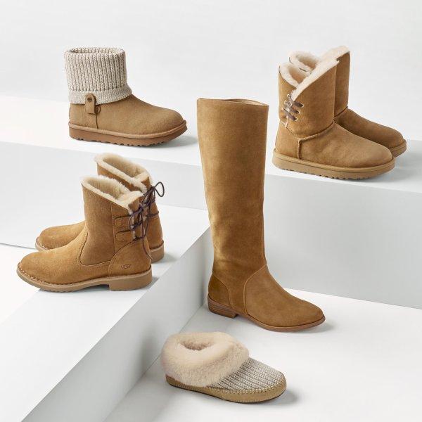 Constantine Genuine 雪地靴