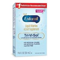 Enfamil Tri-Vi-Sol 婴儿维生素 A, C & D 补充剂 50ml