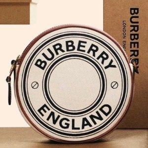 直接8.5折!£127就收短袖独家:Burberry 早春闪促 格纹衬衫、LOGO卫衣短袖、羊毛围巾都参与