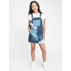 Gap女童牛仔裙