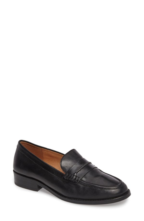 The Elinor 乐福鞋