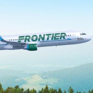 低至5折 往返$29起Frontier Airlines 边疆航空,美国境内3月至6月机票促销