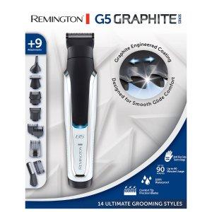 5.8折特价 现价€34.95Remington G5 电推子/理发工具 限时闪购 自己动手理发不求人