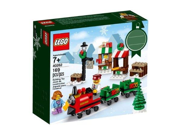 圣诞火车站