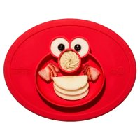 ezpz 芝麻街主题一体式餐盘垫