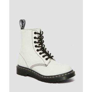 Dr. Martens1460 PASCAL 白色马丁靴