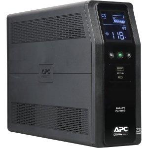 APC 1500 VA / 900 W Pure SineWave 10 Outlets Back-UPS