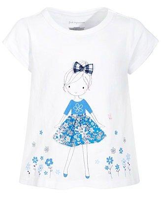 女幼童短袖T恤