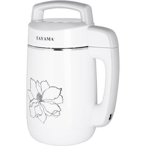 $29.99史低价:Tayama DJ-15S 白色多功能豆浆机