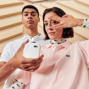 低至4.5折!€41收POLO衫Lacoste 法国鳄鱼 速收经典POLO衫、休闲衬衫等