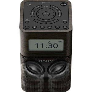 $49.99Sony 便携式 收音机调频 便携式蓝牙音箱 带闹表显示屏