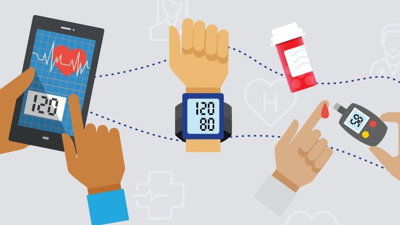 家庭常备健康自测仪及其使用方法 血压计/血糖仪/血氧仪/体温计/体脂肪秤/心率手带/胎心仪