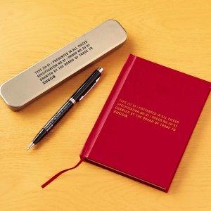 $8.7 / RMB59.8 直邮美国日本时尚杂志 大人的时尚 3月刊 附录赠送 笔记本签字笔