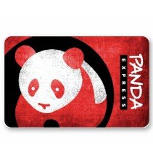 Panda Express$25 gift card
