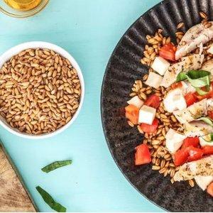 5折 €29.99四人份一周餐全包Hellofresh 宅家吃遍全球美食 无营养师也能控制饮食热量