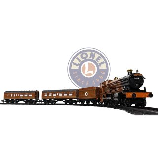 $69.96史低价:Lionel 哈利波特 霍格沃茨特快专列火车