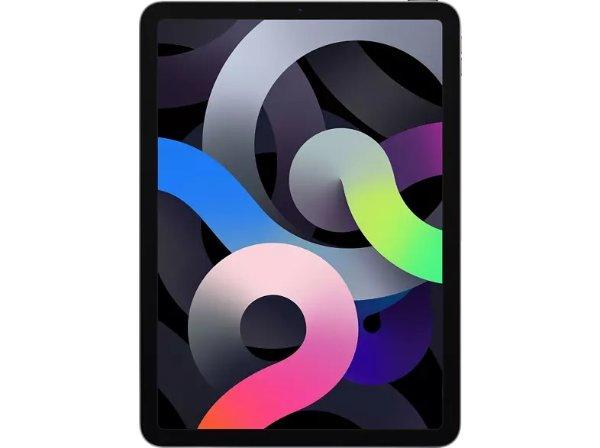 新iPad Air Wi-Fi (2020), Tablet, 64 GB, 10,9 Zoll, Space Grau | MediaMarkt