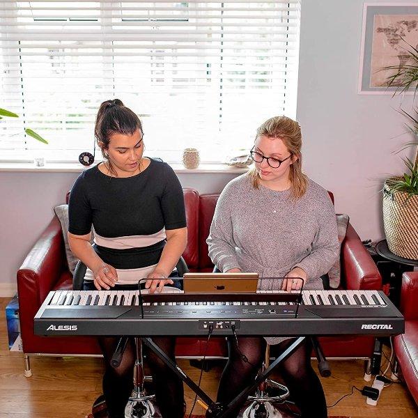 Recital 88键 电子琴 初学者