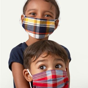 $15 incl.Adult & Kids SizesGAP Triple-layer, Non-medical Grade Masksin Way More Colors