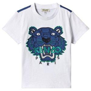 Kenzo Kids儿童T恤