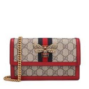 fd43c212aec411 Gucci 小蜜蜂GG Mini 3272652 $1592.00 - 北美省钱快报