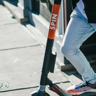Unlock $8 Credit to your WalletGroupon Spin Electric Scooter Rides Free to Ride