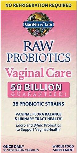 女性私处健康益生菌 30粒