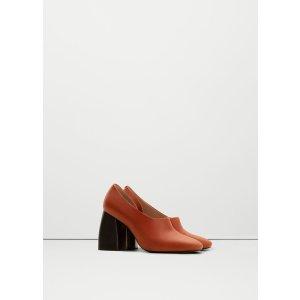 Mango 博主网红款踝靴
