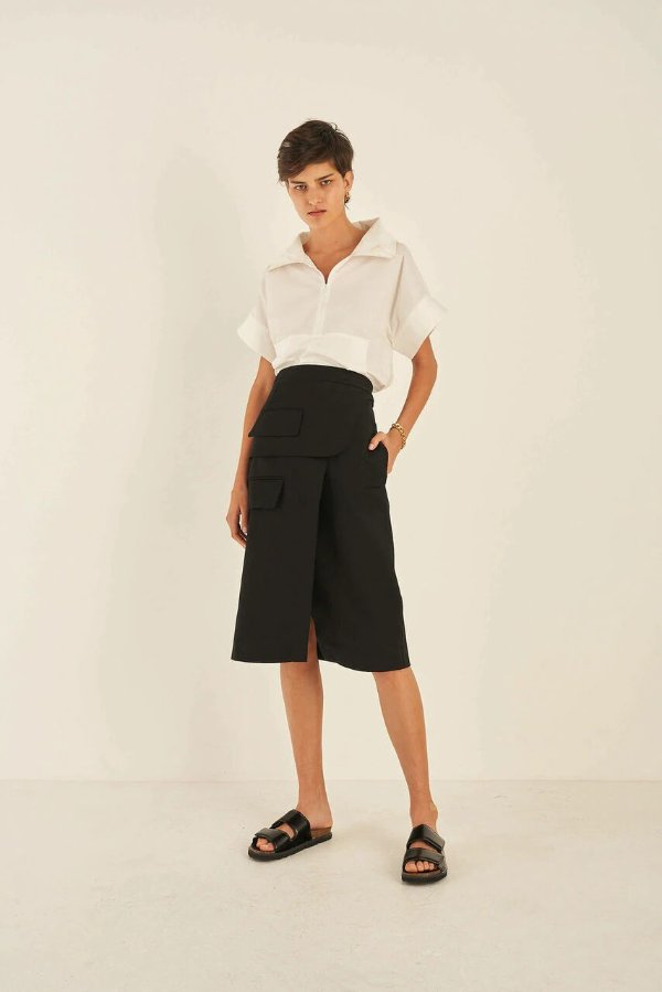 Cotton半身裙