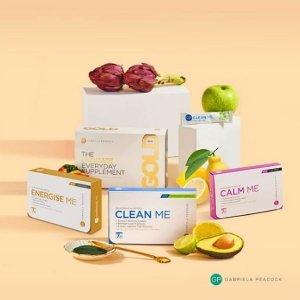无门槛6.5折 排毒、抗糖、抗老化独家:GP Nutrition 梅根私人营养师品牌 无糖无麸质的营养补给
