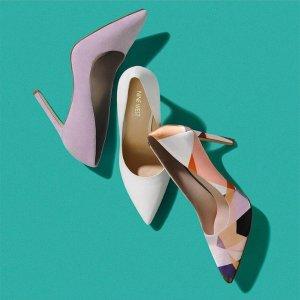 低至6折 + 额外8折Nine West 精选美鞋、美包热卖