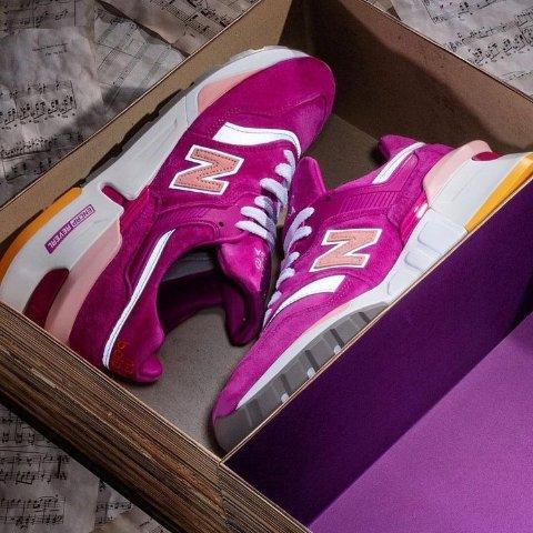 3.3折起 $60收大热款574系列New Balance 美式复古跑鞋大促 火遍国内的327系列也有