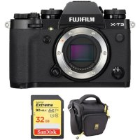 Fujifilm X-T3 机身 + 配件