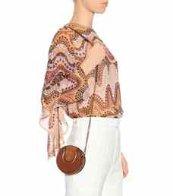 Small Pixie Leather Shoulder Bag - Chloé | mytheresa.com