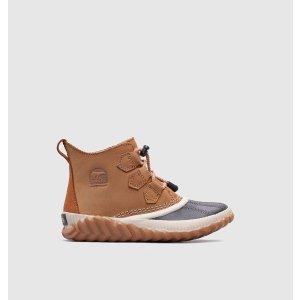 Sorel童款猎鸭靴