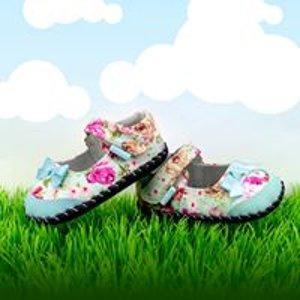 低至4折+额外6.5折 持平黑五pediped OUTLET童鞋促销,多次获奖无数妈妈推荐