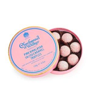 Charbonnel et Walker喜马拉雅粉盐口味松露巧克力