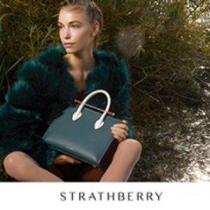 最新设计 最温柔的配色上新:Strathberry2019年春夏新款正式上线 超美配色唤醒春色