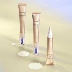 全线8折+送4件礼包 €50收眼部精华Shiseido 资生堂护肤热促 全新「纯A小针管」眼霜、红腰子精华