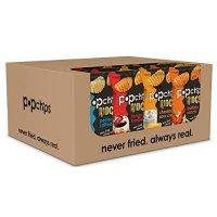 Popchips 4款综合重口味波浪薯片 24包