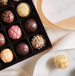 全场8.5折 折扣区也参加Godiva 比利时巧克力大促