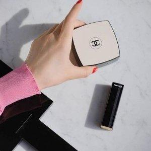 无门槛7折 €38收鸽子蛋护手霜Chanel Beauty 全线热卖 果冻气垫、coco唇膏超适合夏天