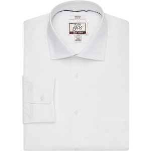 1905 Collection Slim Fit Spread Collar Dress Shirt with brrr°® comfort - Ready for Anything | Jos A Bank