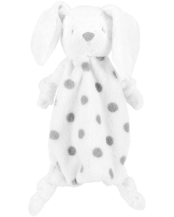 小兔绒毛玩具