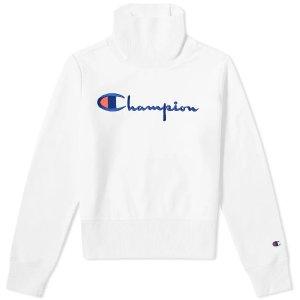 Champion 女款卫衣