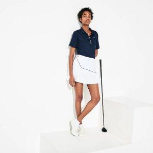 Lacoste高尔夫短裙