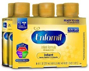 Enfamil 液态奶(6瓶装)