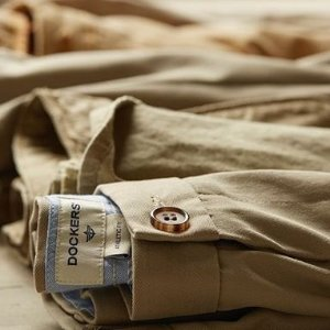 48 Hours Only!Get 20% Off 2, 30% Off 3+ Items @ Dockers