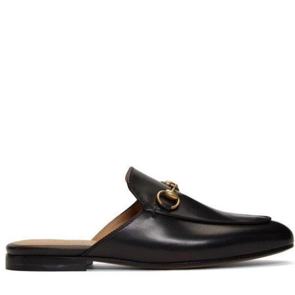 Princetow 马蹄扣乐福拖鞋